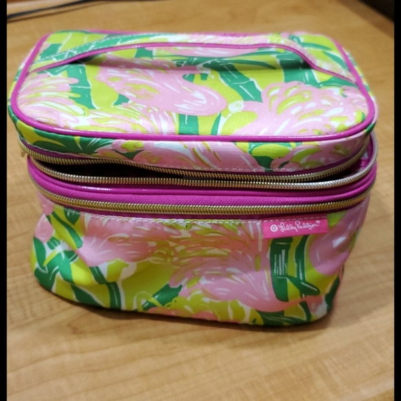 Lilly Pulitzer for Target Handbags - Lilly Pulitzer Travel Bag